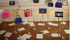 Catalogo borse Louis Vuitton autunno inverno 2013 2014
