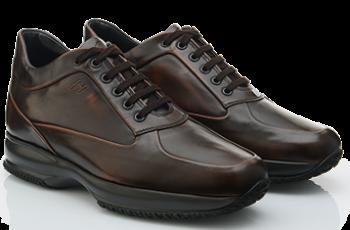 Interactive in pelle scarpe Hogan autunno inverno 2013 2014