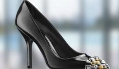 Scarpe Leather Louis Vuitton autunno inverno 2013 2014