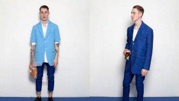 Agi  Sam abbigliamento uomo primavera estate 2014