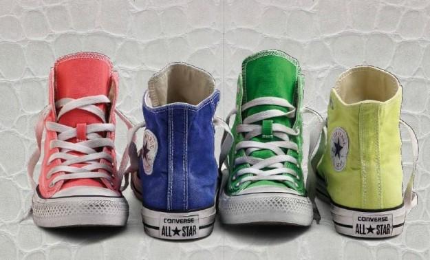 Converse scarpe moda catalogo primavera estate 2014