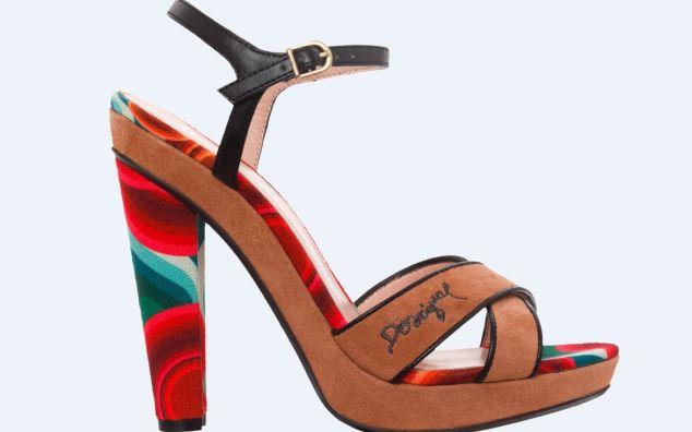 Desigual scarpe moda catalogo primavera estate 2014