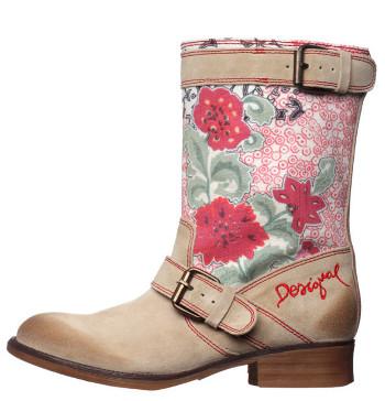Desigual scarpe primavera estate 2014