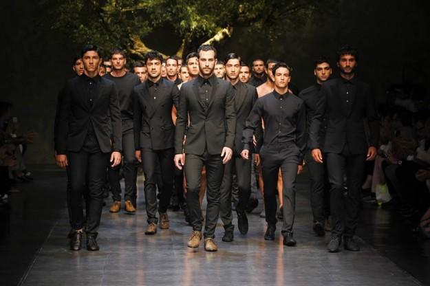 Dolce  Gabbana abbigliamento moda catalogo primavera estate 2014