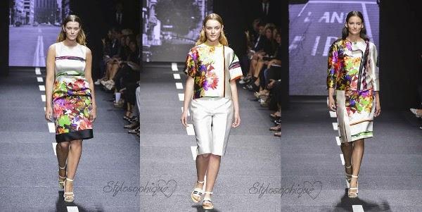 Elena Mirò abbigliamento moda collezione primavera estate 2014