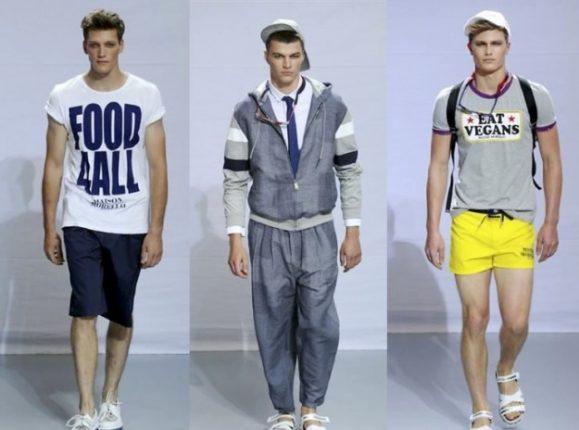 Frankie Morello abbigliamento moda catalogo primavera estate 2014