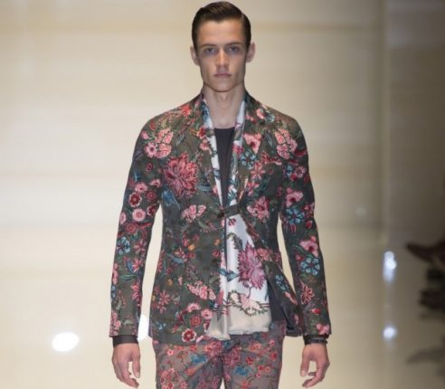 Gucci abbigliamento moda collezione primavera estate 2014