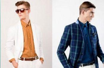 Newman abbigliamento uomo primavera estate 2014