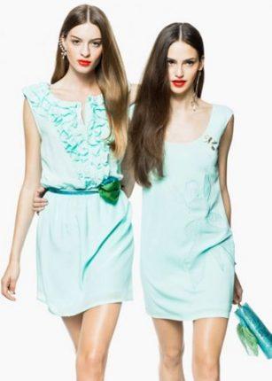Patrizia Pepe abbigliamento donna primavera estate 2014