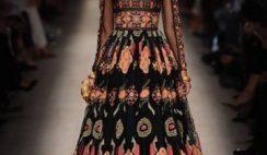 Valentino abbigliamento moda catalogo primavera estate 2014