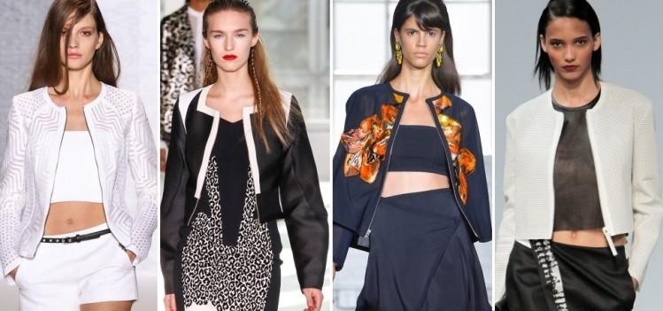 Bleser moda primavera estate 2014