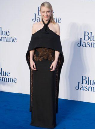 Celebrità più eleganti nel 2013 secondo Vogue Cate Blanchett