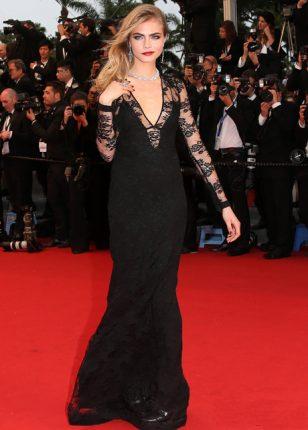 Celebrità più eleganti nel 2013 secondo Vogue Kara Delevin