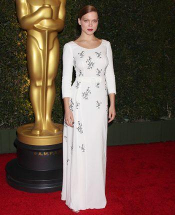 Celebrità più eleganti nel 2013 secondo Vogue Léa Seydoux