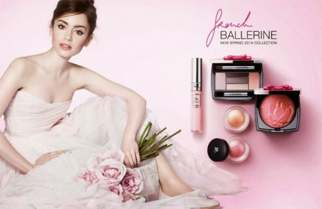 Collezione Makeup Lancome francese Ballerine Francesi Primavera Estate 2014
