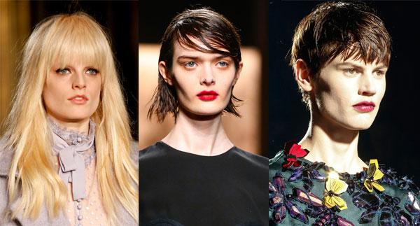 Frangetta alla moda 2014
