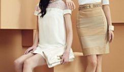 Moda Elisabetta Franchi primavera estate 2014