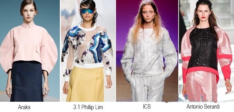 Pullover moda primavera estate 2014