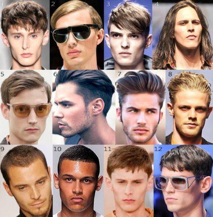 Tagli capelli uomo primavera estate 2014