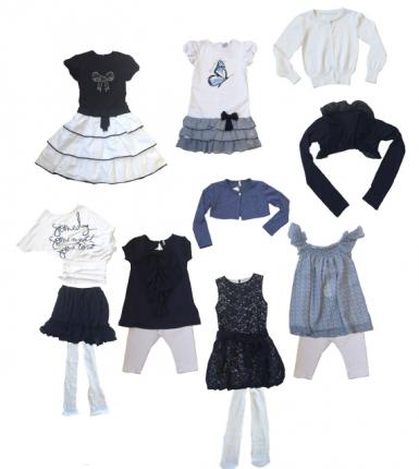 Indexe abiti da cerimonia per bambini primavera estate
