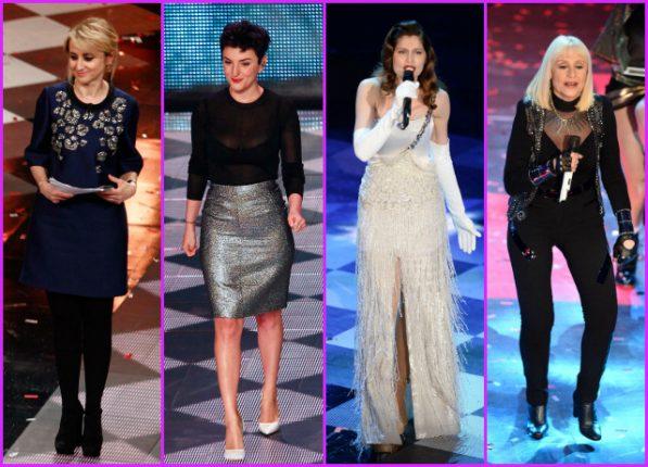 Sanremo look 2014