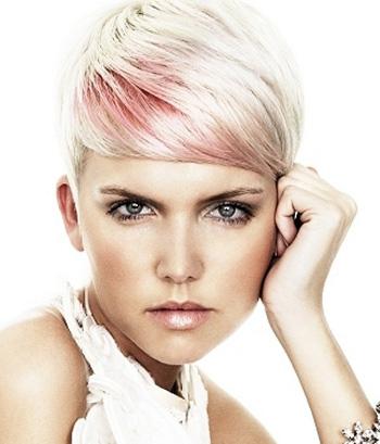 Tendenze di colore dei capelli 2014 acconciature bionde  sfumature rosse