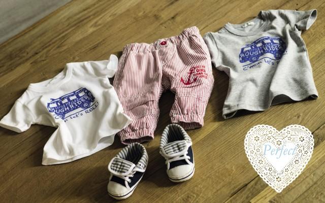 Abbigliamento bambini Benetton primavera estate 2014