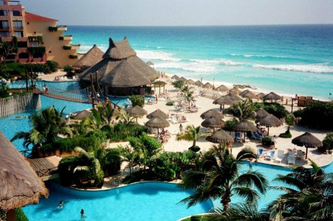 Cancun Mexico-Luna di miele