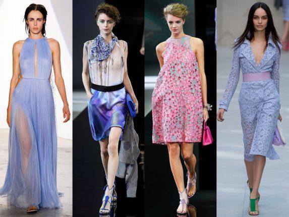 Colore moda estate 2014 Radiant Orchid sfumature di ortensia