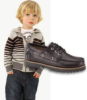 Scarpe junior Lumberjack 2014