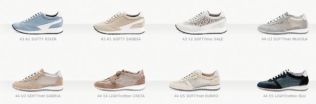Sneakers donna Frau primavera estate