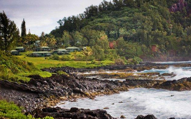 Travaasa Hana - Maui Hawaii