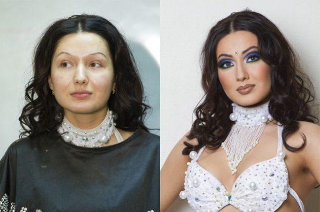Trucco Prima E Dopo Foto Make Up Che Fa Miracoli 12