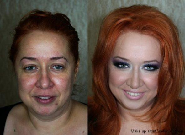 Trucco Prima E Dopo Foto Make Up Che Fa Miracoli 19