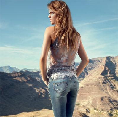 Twin Set jeans primavera estate 2014
