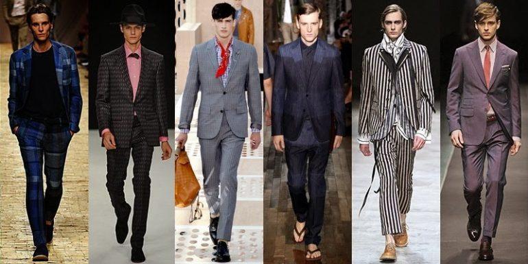 Uomo tendenze primavera estate 2014
