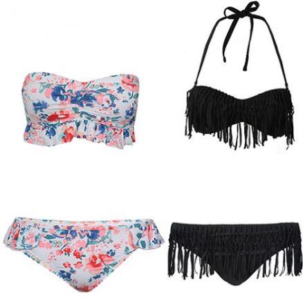 Primark costumi da bagno e bikini estate floreali