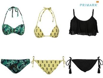 Primark costumi da bagno e bikini estate