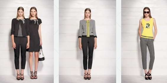 Abbigliamento Clips primavera estate 2014