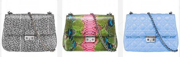 Borse Lady Dior a tracolla 2014