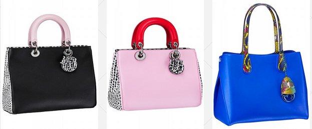Borse Lady Dior collezione 2014