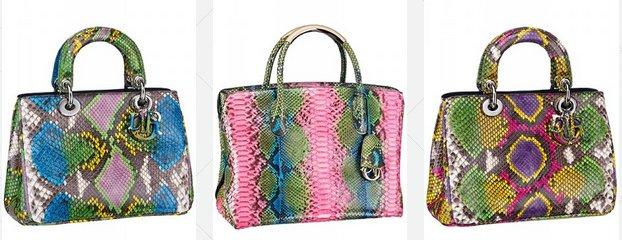 Borse Lady Dior primavera estate 2014