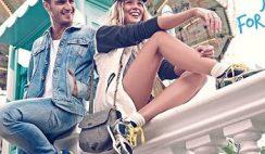 Catalogo scarpe Mustang primavera estate 2014