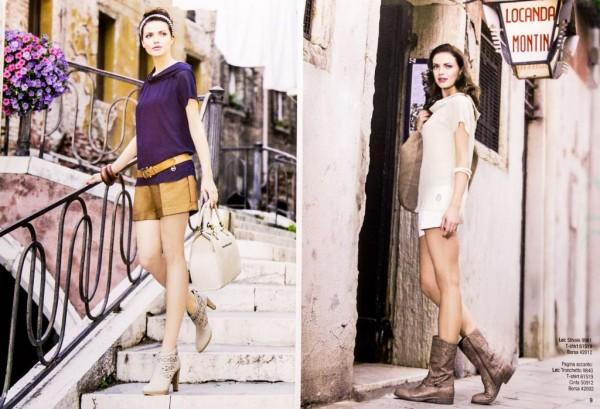 Catalogo scarpe Nero Giardini primavera estate 2014
