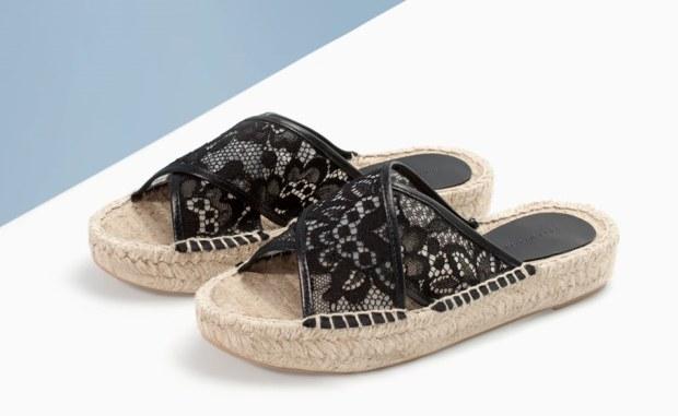 Catalogo scarpe Zara 2014