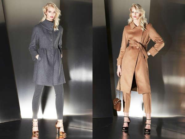 Escada autunno inverno 2014 2015 cappotti