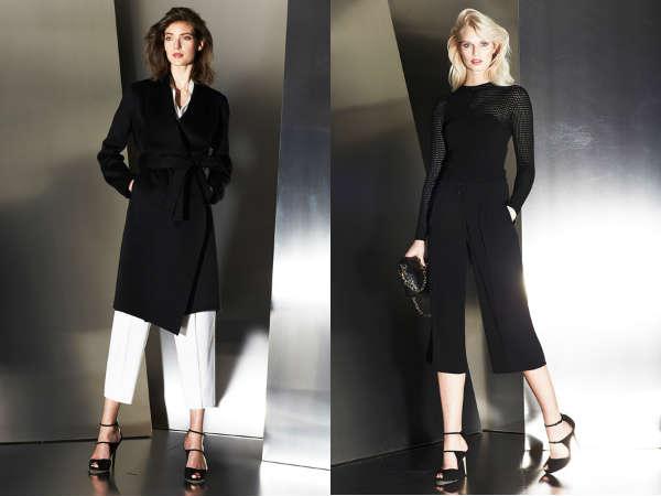 Escada autunno inverno 2014 2015 moda donna