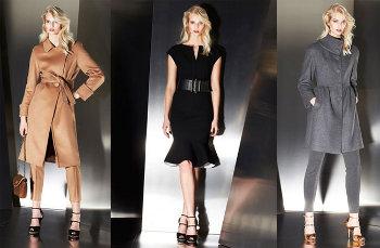Escada collezione abbigliamento autunno inverno 2014 2015