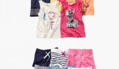 HM Kids catalogo estate 2014