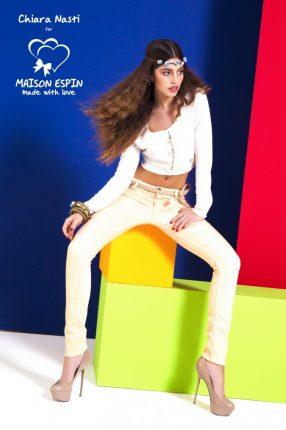 Maison Espin catalogo primavera estate